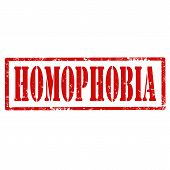Homophobia-stamp