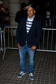 NEW YORK-APR 24: Russell Simmons attends the screening of