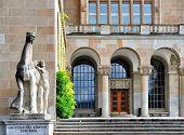 stock photo of mater  - University of Zurich from Switzerland - JPG
