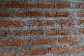 Brick Wall Texture From Nicaraguan House