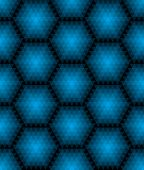 Simple geometric vector background, seamless pattern