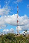 Antenna Broadcast Dvb-t Signal
