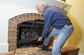 Installation Of Gas Fireplace