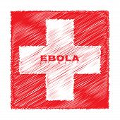 Ebola Virus Red Cross Medicine