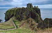 Dunottar Castle...
