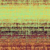 Art grunge vintage textured background. With yellow, brown, orange, green patterns