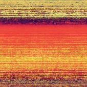 Grunge retro vintage texture, old background. With yellow, red, orange, purple patterns
