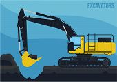 MINING MACHINERY EXCAVATORS