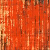 Abstract grunge background or old texture. With yellow, red, orange, brown patterns