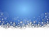 X-mas Card - Snowy