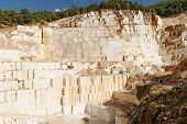 White Marble Quarry