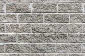 Gray Rough Concrete Wall