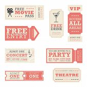 Entertainment Tickets