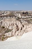 pic of goreme  - Close up of rock formation in Goreme - JPG