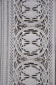White Metal Pattern