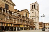Ferrara Cathedral Campanile