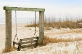 The Beach Swing