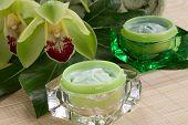 Moisturising Cream Wuth Orchids