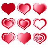 Red Hearts.
