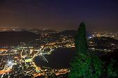 Aerial View Of Como