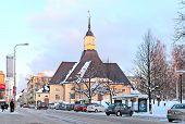 Lappeenranta. Finland. Saint Mary Church