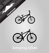 ������, ������: Jumping Bikes