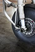 Airplane Wheel Landing Gear