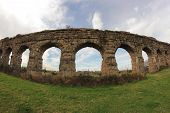 Ancient Acqueduct Ruins