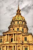 Eglise Du Dome At Les Invalides - Paris