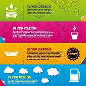 pic of petrol  - Flyer brochure designs - JPG