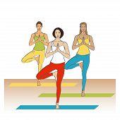 pic of yoga  - Yoga Studio - JPG