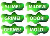 Slime Icon Set