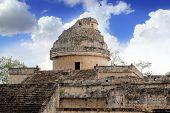Caracol Observatório Maia Chichén Itzá México