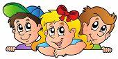 Three Lurking Childen