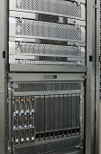 Rack Mounted Blade Servers