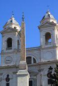 Trinita Dei Monti, Rome