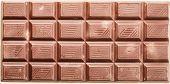 Постер, плакат: Background Chocolate Bar Chocolate Bar Taken Closeup As Food Background Abstract Chocolate Backgro