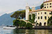 Villa Balbianello am Comer See
