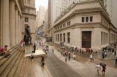 Federal Hall At Wall Street