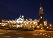 Dunedin Railway Station - New Zealand
