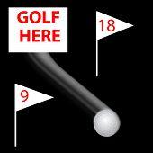 golf here