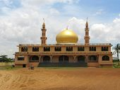 Cambodian Mosque
