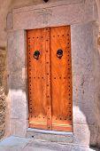 Tunisiam Door