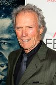 LOS ANGELES - NOV 3:  Clint Eastwood arrives at the AFI FEST 2011 Presented By Audi -