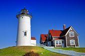 Nobska Lighthouse, Usa..