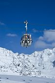 Snow skilift