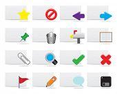 E-mail icons
