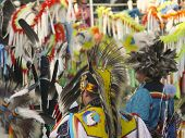 JULYAMSH NATIVE AMERICAN Pow Wow Dancers
