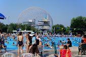Parc Jean-Drapeau piscina