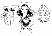 Drawn Girls